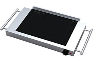 H.Koenig VIK400 Plancha Vitro-céramique 1200 W